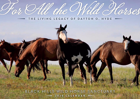 For All The Wild Horses, The Living Legacy of Dayton O. Hyde