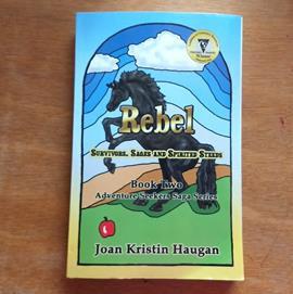 Rebel by Joan Kristin Haugan