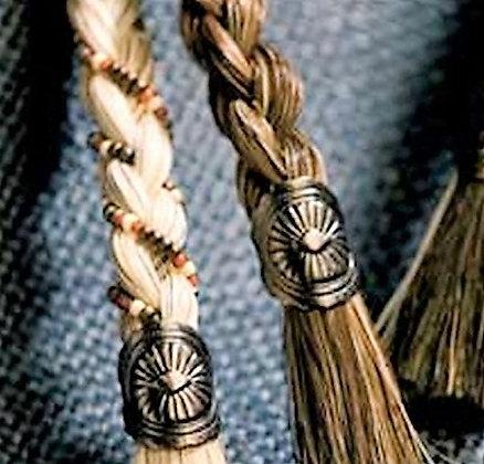 Horse Hair Key Chains (2)