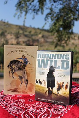 Pastures of Beyond Book and Running Wild DVD