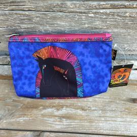 Cosmetic Bag by Laurel Burch