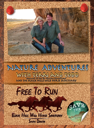 Nature Adventures with Terri and Todd DVD