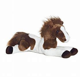 Tola Plush Horse