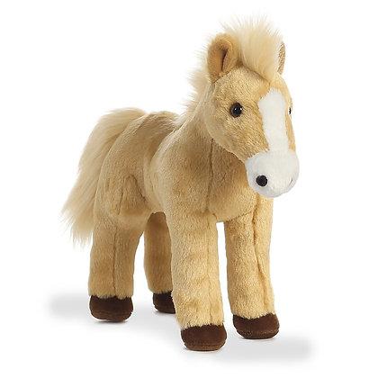 Cheyenne Palomino Plush Horse