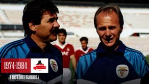 A História Gloriosa - #8 O regresso do Benfica Europeu | 1974-1984