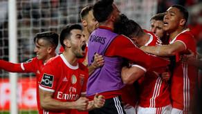 Benfica x Desp. Aves - Vitória da alma benfiquista
