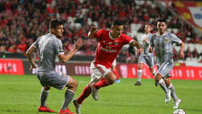 Benfica x Desp. Aves - Une victoire arrachée dans les dernières minutes