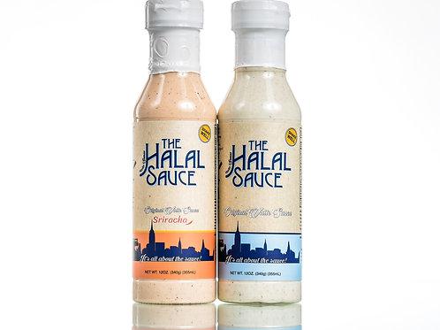 The Halal Sauce Bundle Pack