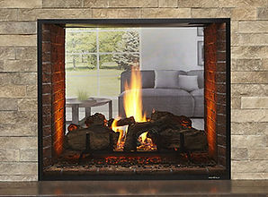 Heat & Glow Primo Gas Fireplace