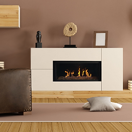 Savannah Gas Fireplace Essence 45