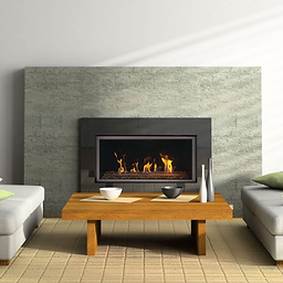 Savannah Gas Fireplace BL21