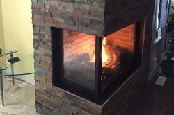 Montigo Corner Fireplace