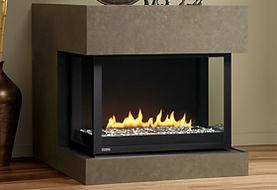 Montigo Gas Fireplace H38PRC
