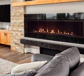 Savannah Gas Fireplace Summit 65