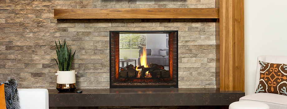 Escape Heatnglo gas fireplace