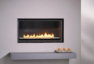 Linear Montigo Gas Fireplace L38DF