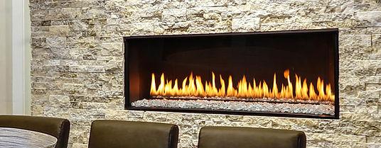 Montgo Gas Fireplace R320
