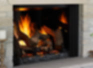 Phoenix Trueview - Heat & Glo - Gas Fireplace