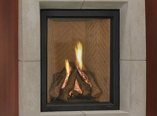 Everest - Heat & Glo - Gas Fireplace