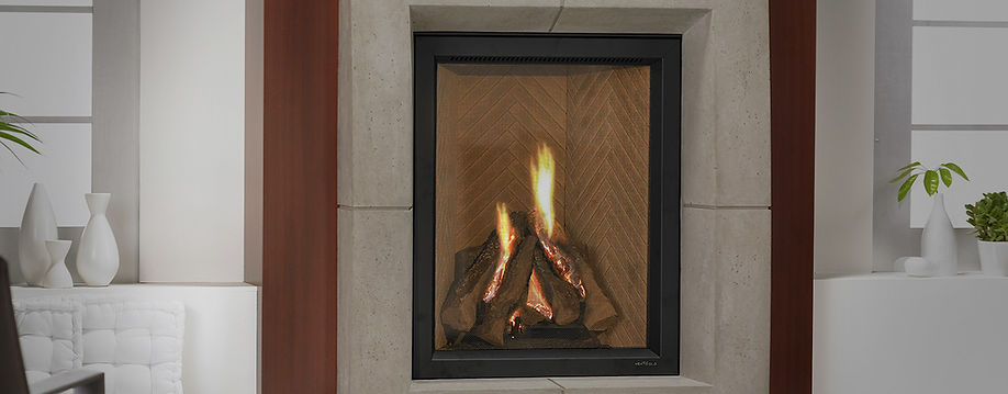 EvEverest - Heat & Glo - Gas Fireplace