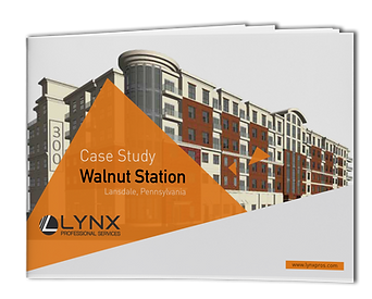 Walnut Station Case Study | LYNX Professional Services | Outsourced Architectural Services - USA