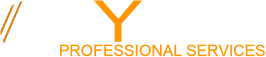LYNX Professional Services Logo (Orange + White) | LYNX Professional | Outsourced Architectural Services - USA