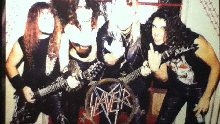 Slayer - Reign in blood demos