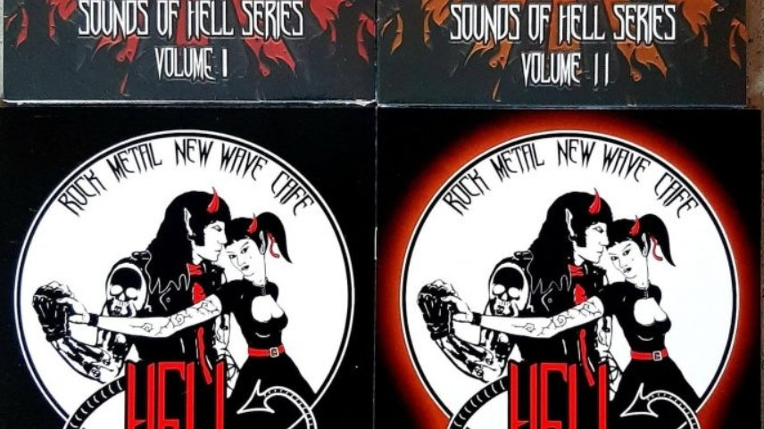 Sounds of Hell volume 1 & 2