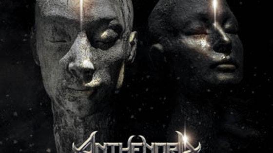 Anthenora - Mirrors and screens (cd)
