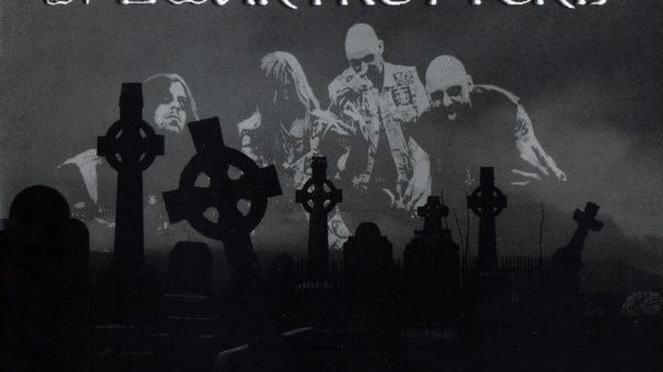Zwartketterij - Cult of the necro-thrasher