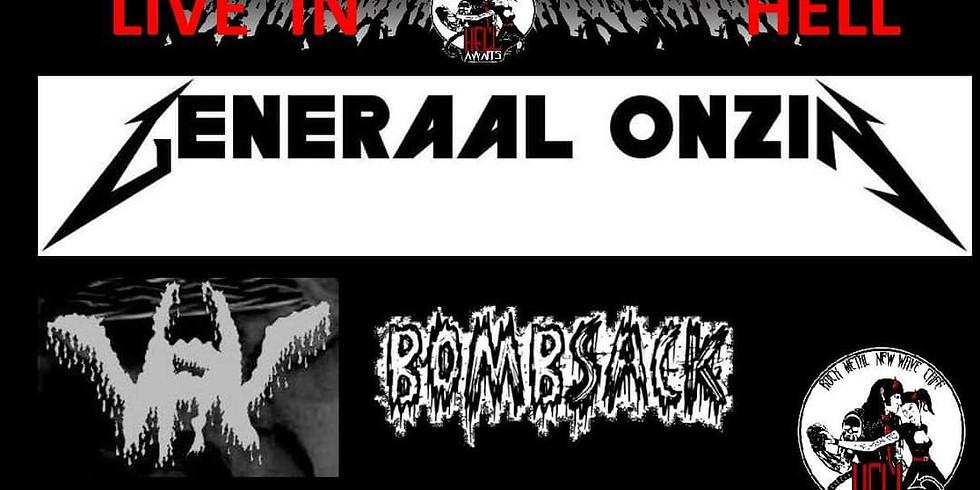 Generaal Onzin - Vrv - Bombsack