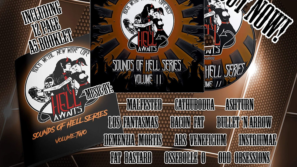 Sounds of Hell volume 2