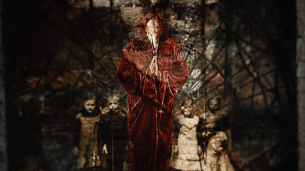 Cult of Scarecrow (cd) OUT NOW!!