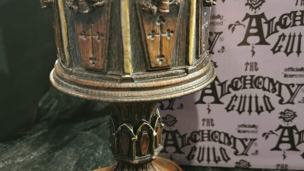 Coffin font