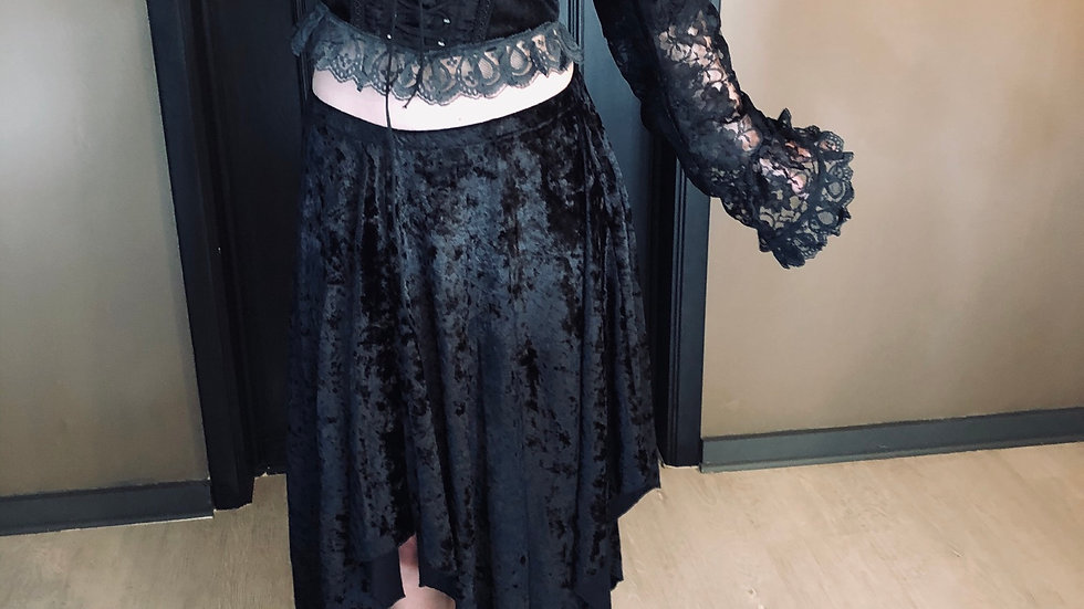 Skirt Witch