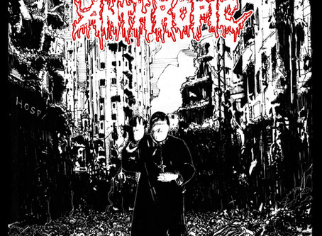 Anthropic - Architects of aggression (Jbudz Records/Sevared Records/Haunted Hotel Records)