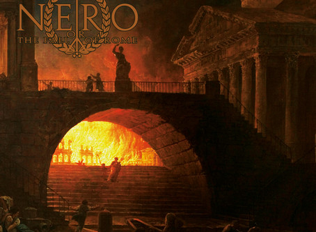 Nero or the Fall of Rome  - Beneath the Swaying Fronds of Elysian Fields (Naturmacht)