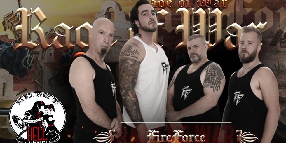 FireForce Album release show