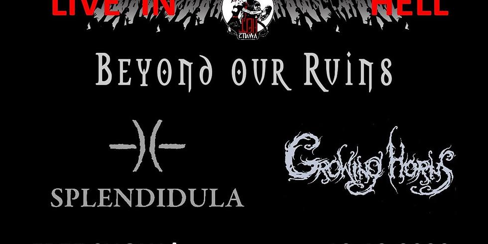 Beyond Our Ruins - Splendidula - Growing Horns