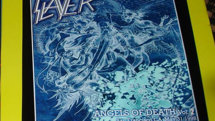 Slayer - Angels of death vol. 2