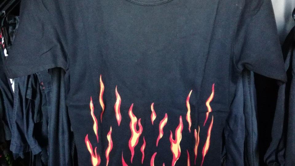 Flames longsleeve
