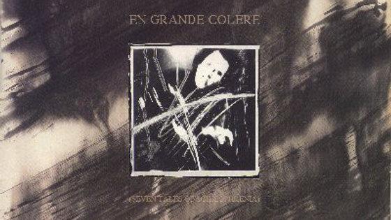"""Poesie Noire - En grande colere (12"""")"""