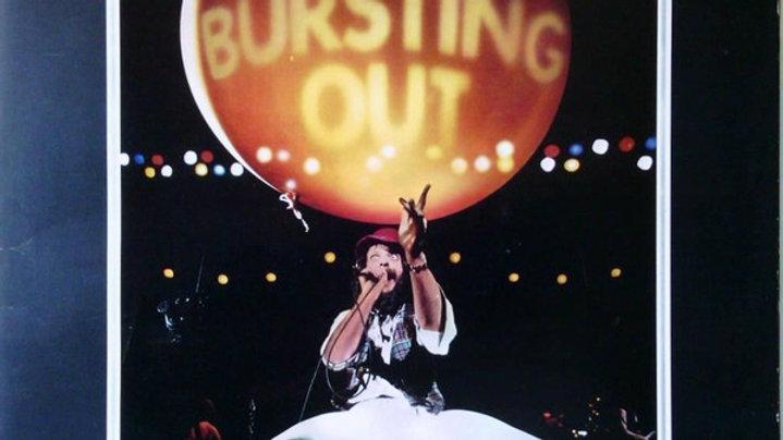 Jethro Tull - Bursting out (live)