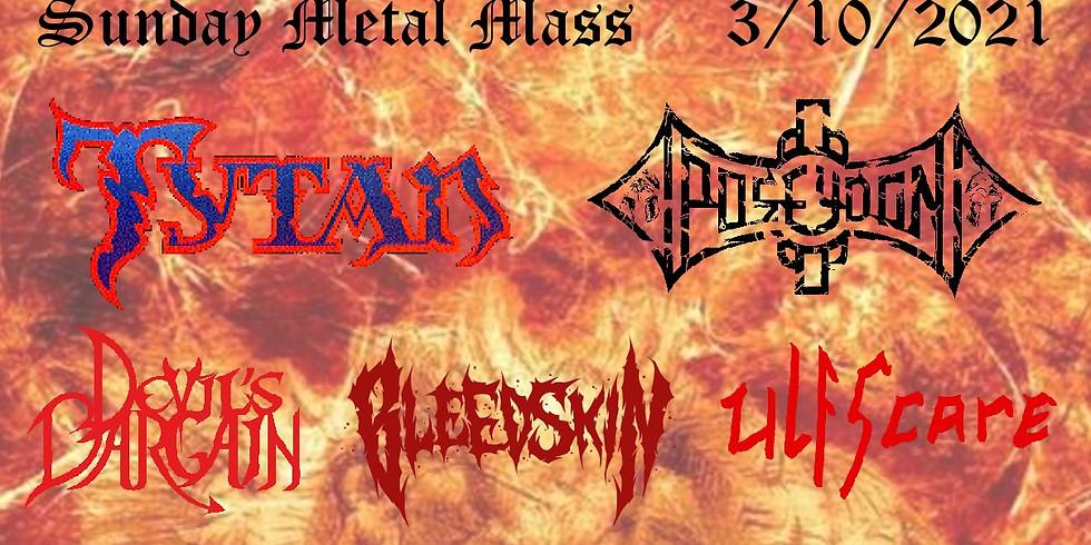 Sunday Metal Mass Festival