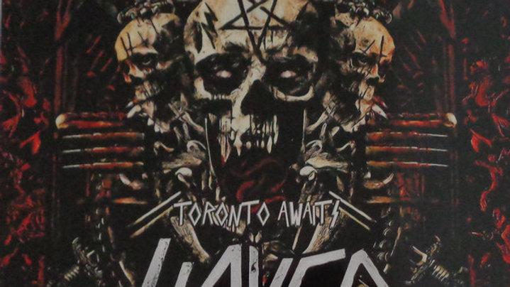 Slayer - Toronto Awaits