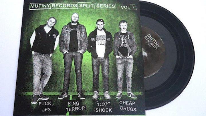 Mutiny Records Split Series