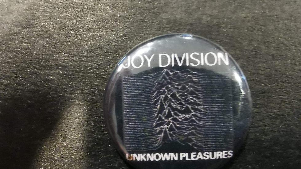 Joy Division pins set 1
