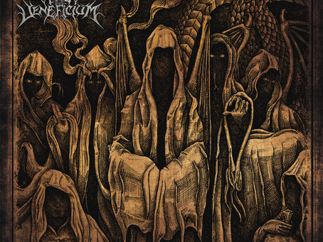 Ars Veneficium - Usurpation of the seven (Immortal Frost Productions)