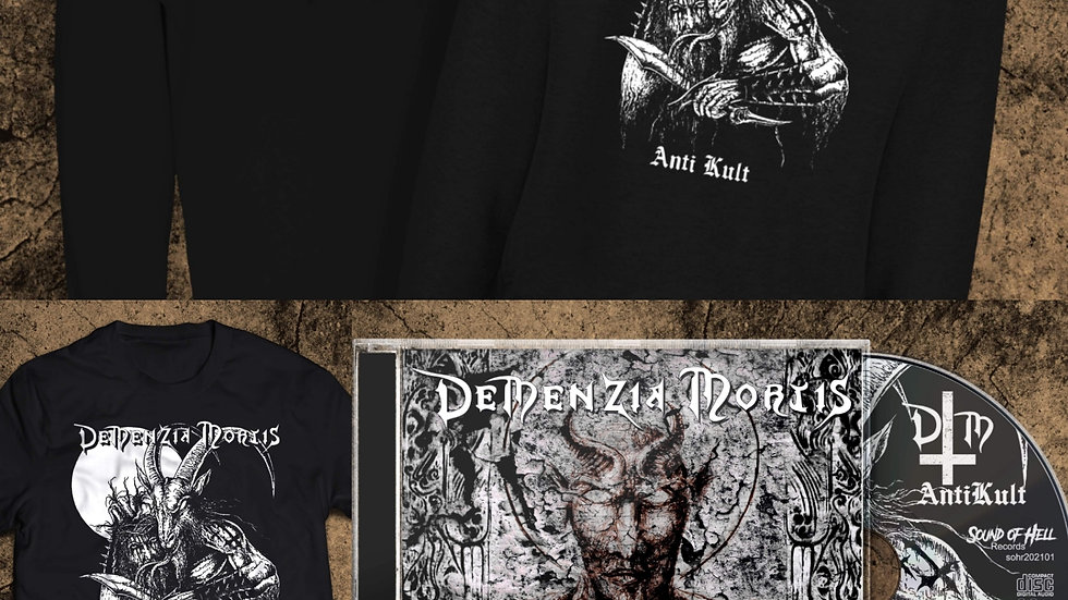 Cdbundle5-  jewelcase + t-shirt + hoodie