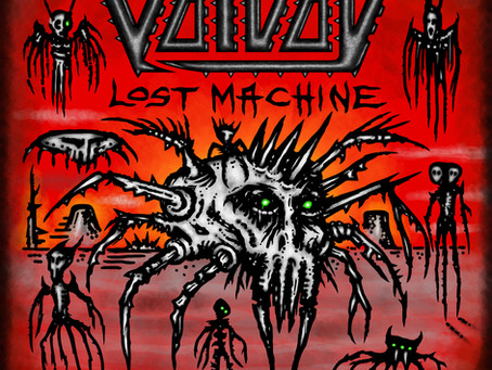 Voivod - Lost machine (Century Media)